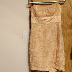 Sequin hearts sleeveless dress size 13